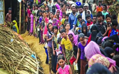 Rohingyas' repatriation amid hope & despair