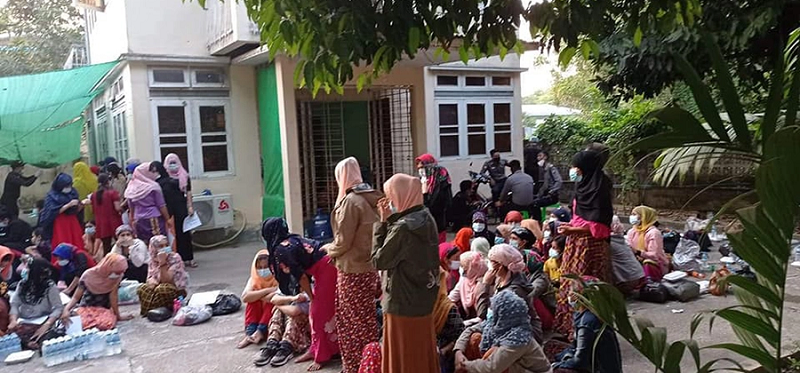 Myanmar Authorities Detain Scores of Rohingya, Human Traffickers in Multiple Raids