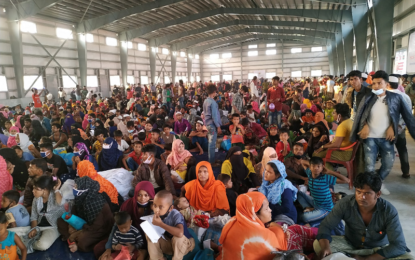 Bhashan Char: 3rd batch of Rohingyas to move at January end