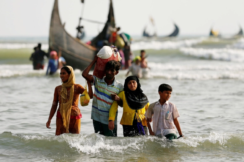 Myanmar lodges objections in Rohingya genocide case