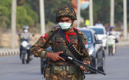 Myanmar protesters shot dead as army deploys unit linked to atrocities