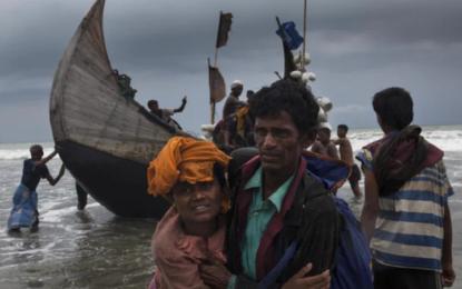 India versus Bangladesh over new Rohingya crisis ahead of PM Modi's Dhaka tour