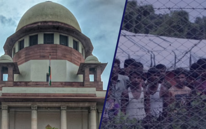 Rohingya Deportation: Supreme Court refuses to hear United Nations Special Rapporteur after Union Territory of Jammu & Kashmir objects