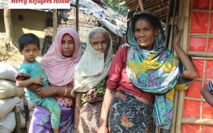 Between a Refugee Camp and a Silt Island: Rohingyas and the Question of Resettlement