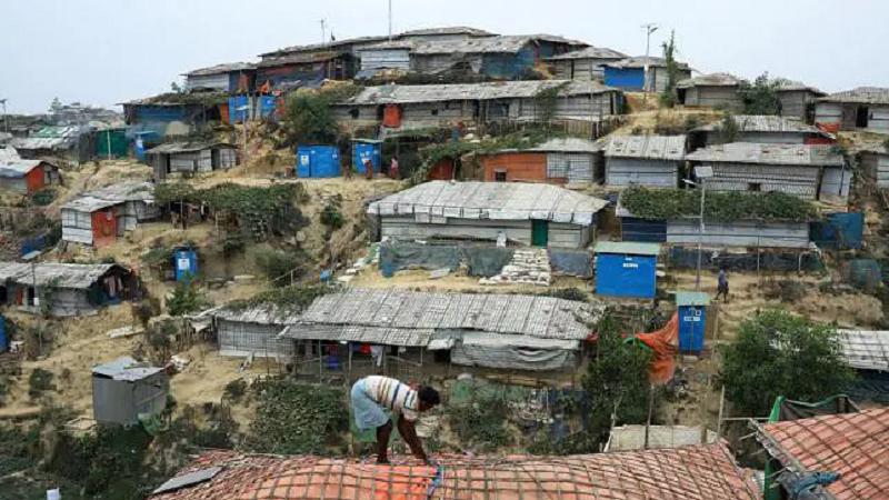 Rohingya man died of Covid-19 in Teknaf camp