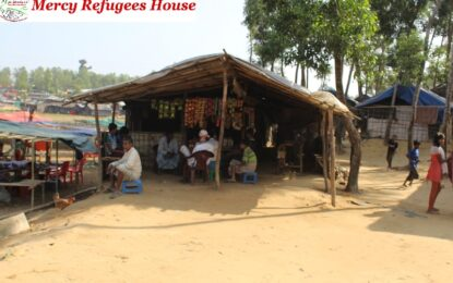 Corona Situation Alert Has Been Declared in the Rohingya Refugees Camps of Coxbazar And Teknaf is Under 10 Days Lockdown.