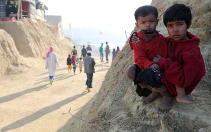 Myanmar junta leader casts doubt on return of Rohingya