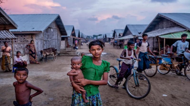 Initiative to launch sports programme for Rohingya children underway
