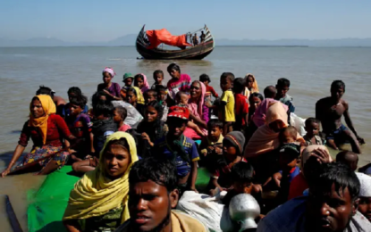 Rohingya refugee boat lands in Indonesia after 113-day voyage