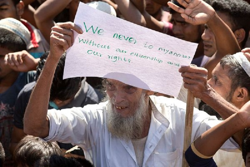 Rohingya Repatriation Unlikely If It's 'Business as Usual' in Global Politics