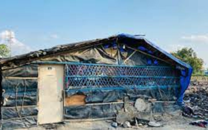 Mosque in Indian capital's Rohingya camp bulldozed: Refugees