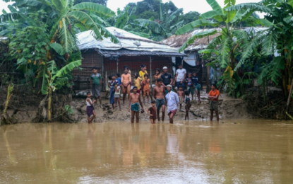 Bangladesh begins COVID vaccination drive for Rohingya refugees