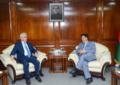 FM seeks Russia's cooperation in Rohingya repatriation